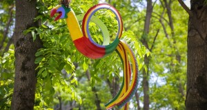 ways-reuse-recycle-ideas-creative-decoration-tires-garden-parrot