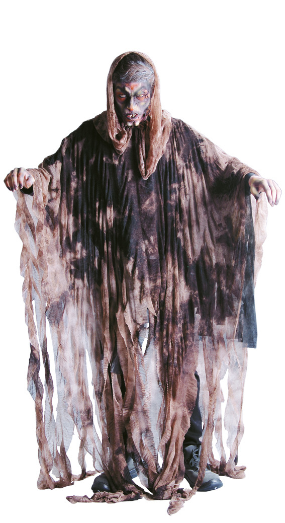 handmade halloween costumes ideas for men recycling old curtains