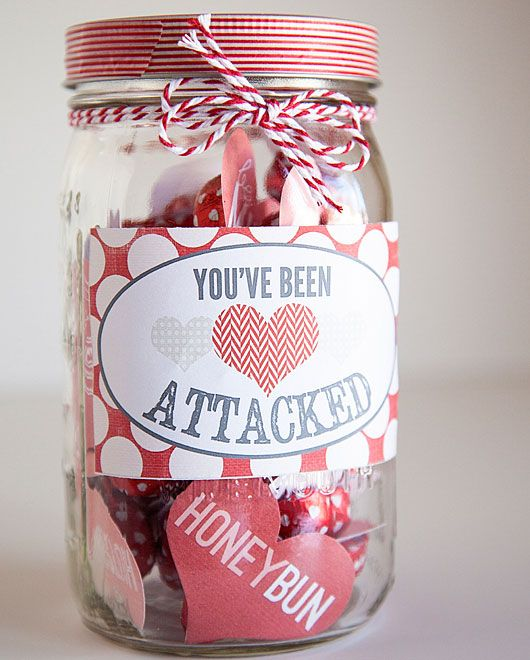 reused jar valentines day idea for your loved one diy project