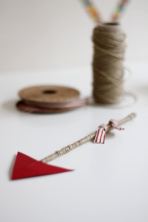 valentines day love arrow easy to make decorating ideas