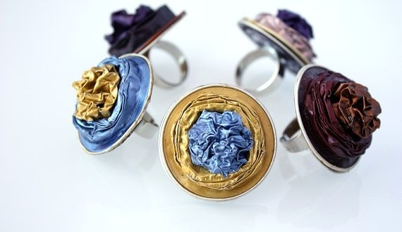 Upcycled Rings