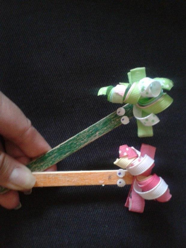 Kids Crafts Handmade Items From Popsicle Sticks Art Decor Ideas