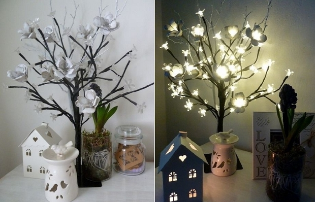 Easter egg carton craft ideas lighting ideas reuse flowers vase tree decoration