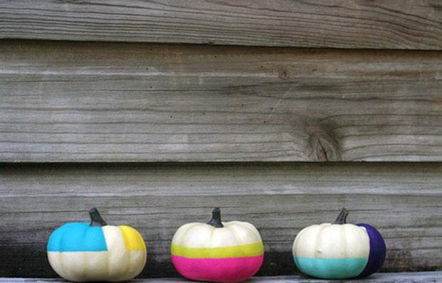 halloween pumpkin coloured art decoration wooden wall background