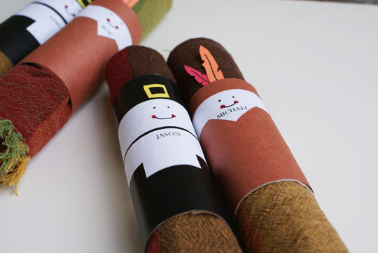 easy indian toilet paper napkin rings thanksgiving kids crafts ideas homamade diy decoration