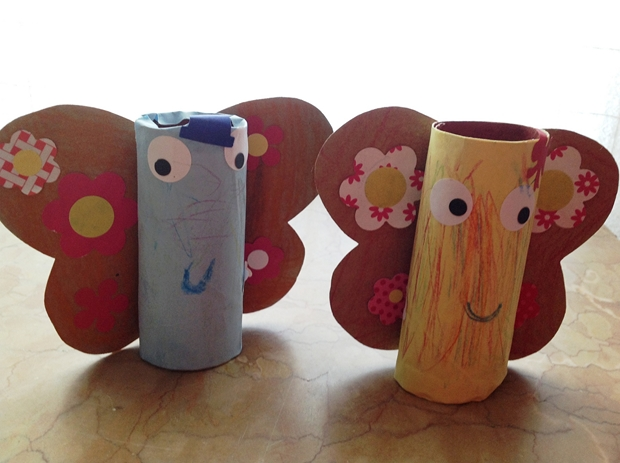 11 Toilet Paper Roll Thanksgiving Crafts Ideas for Kids