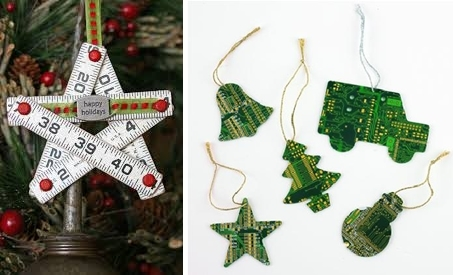 Plastic Christmas Tree Ornaments