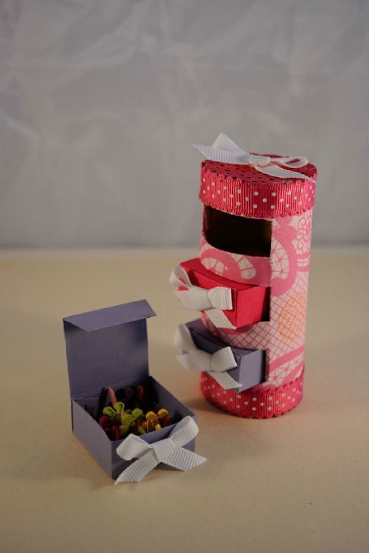 valentines day decorations diy jewelry box ideas from empty toilet paper rolls