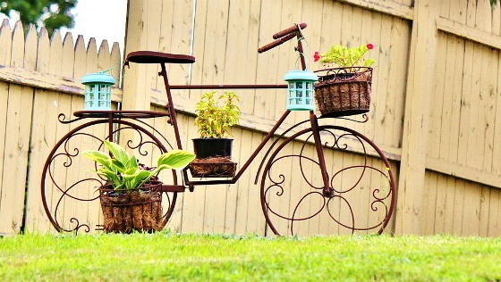 diy upcycling bikes creative garden ideas old bicycles