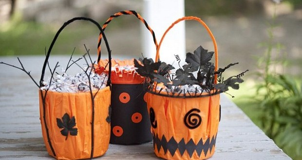 holloween craft ideas recycled crafts 17 tin cans decorations 2188