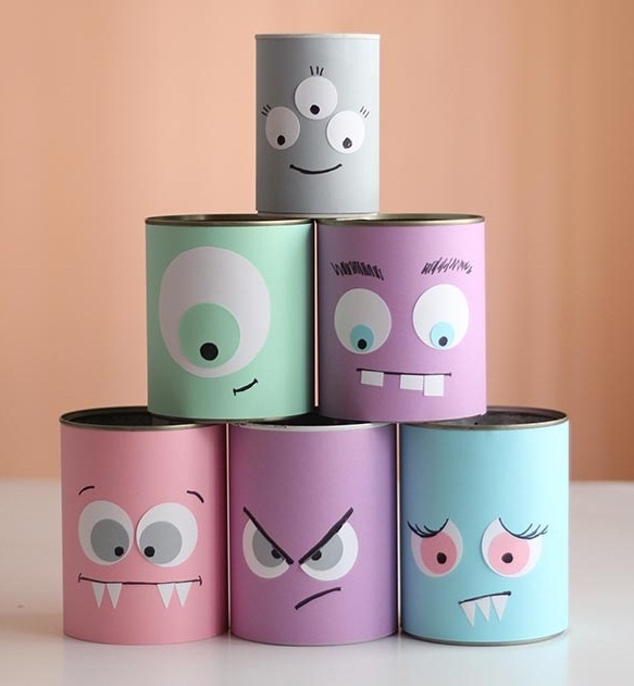 Diy Tin Can Crafts