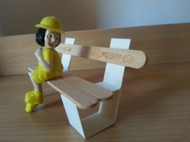 Craft To Make With Popsicle Sticks