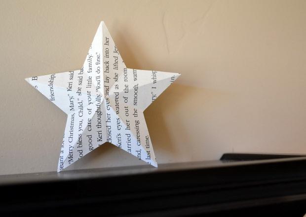 Recycled Xmas Decoration Ideas