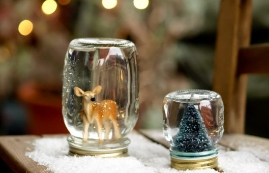 Homemade Christmas Ornaments Ideas
