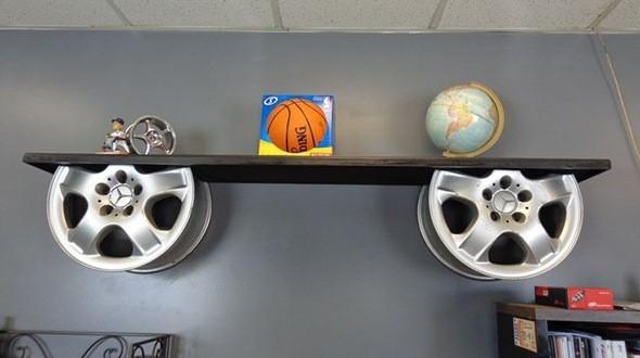 Reuse Car Rims 15 Smart Diys Made From Old Car Wheels