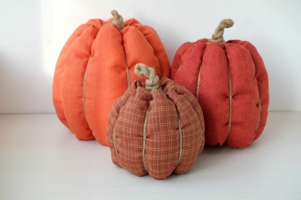 stuffed-fabric-pumpkin-orange-hues-burlap-string
