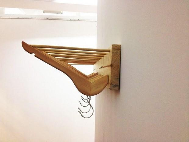 reuse hangers simple diy craft ideas