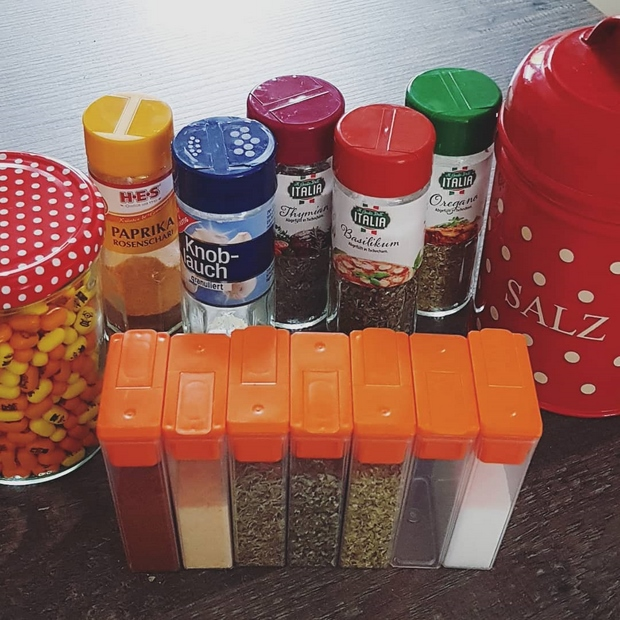 diy uses for tic tac containers organizing spices